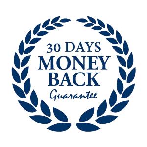 30 days money back guarantee BlueFrog